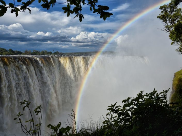 Simbabwe Victoria Falls 2017