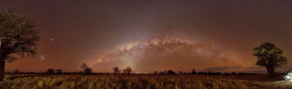 Baines Baobab Campsite BO2 Sternenhimmel