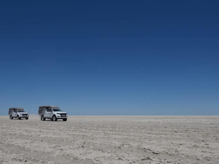 Kubu Island, Botswana 2019