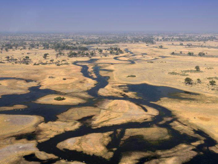 Okavango Delta Botswana 2019